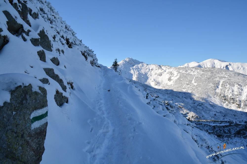 Zimowe szlaki do Kasprowego Wierchu