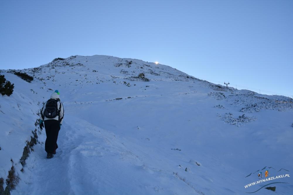 Dojazd z Zakopanego do Kasprowego Wierchu