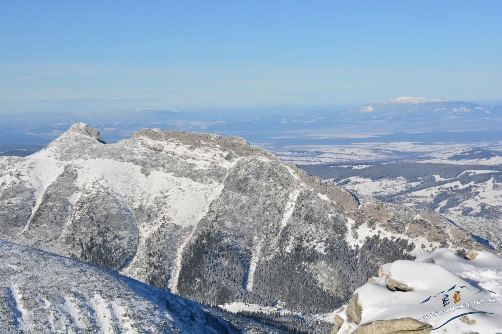Góry i Kasprowy Wierch