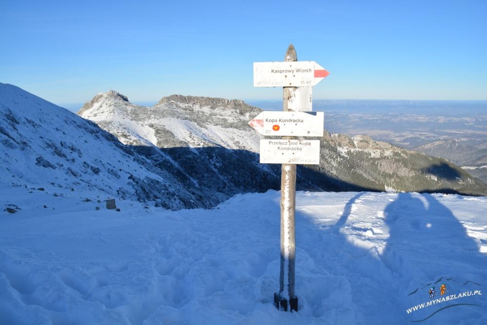 Jak dojechać na Kasprowy Wierch zimą?