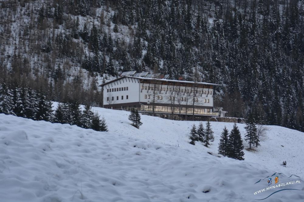 Hotel przy Kasprowym Wierchu