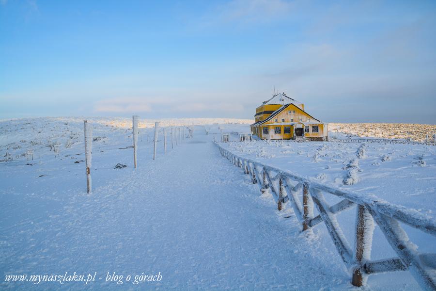 Śnieżka w Karkonoszach