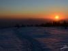Ćwilin - zachód słońca 17.03.2015