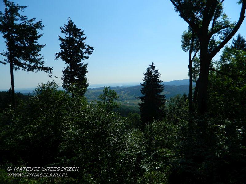 Kłodzka Góra - szlak krótki