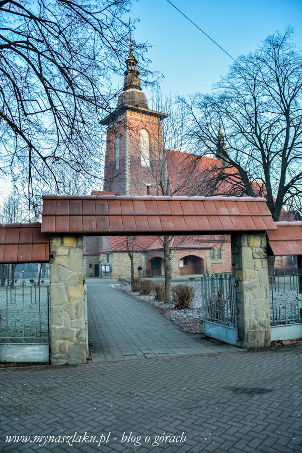 Kościół Jana Chrzciciela w Lubniu