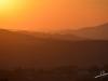 Mużeń - zachód słońca 20.08.2015
