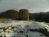 Ruiny zamku w Rytrze 31.01.2014
