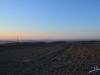 Wał - wschód słońca 18.03.2015