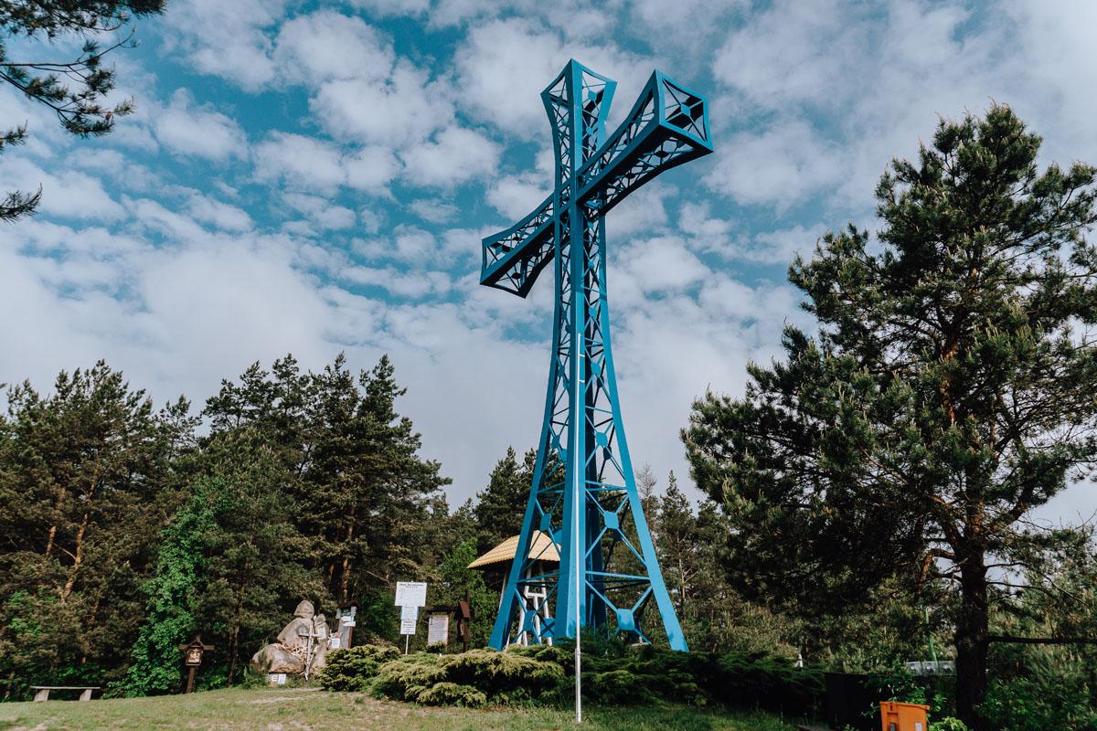 góra krzyża