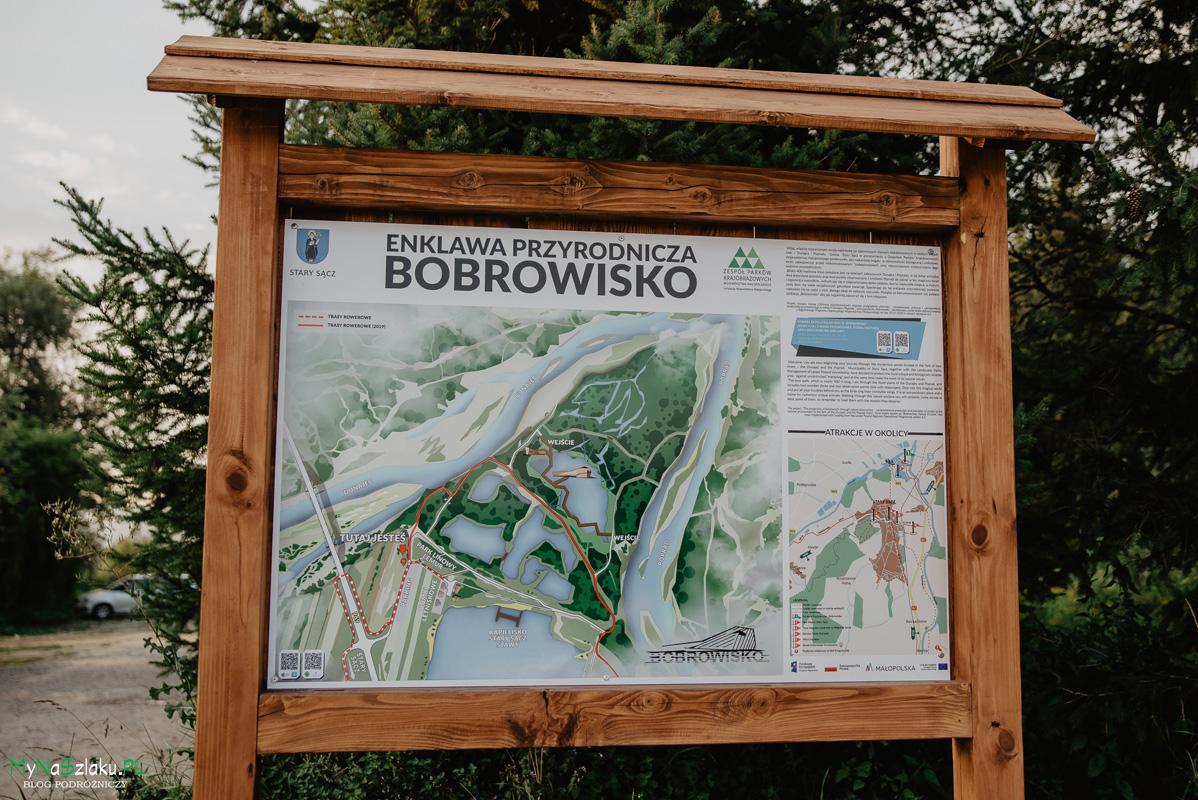 Bobrowisko Stary Sącz