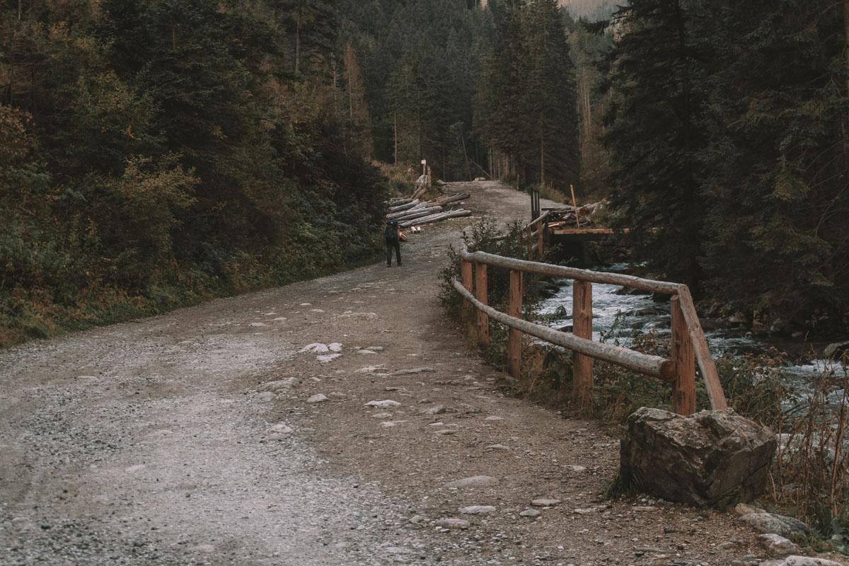 Jakim szlakiem do Doliny Chochołowskiej?