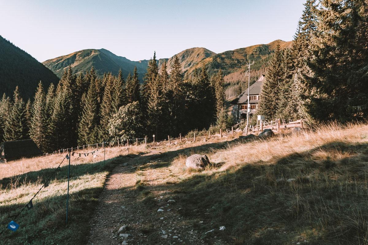 Jak dojechać do Doliny Chochołowskiej