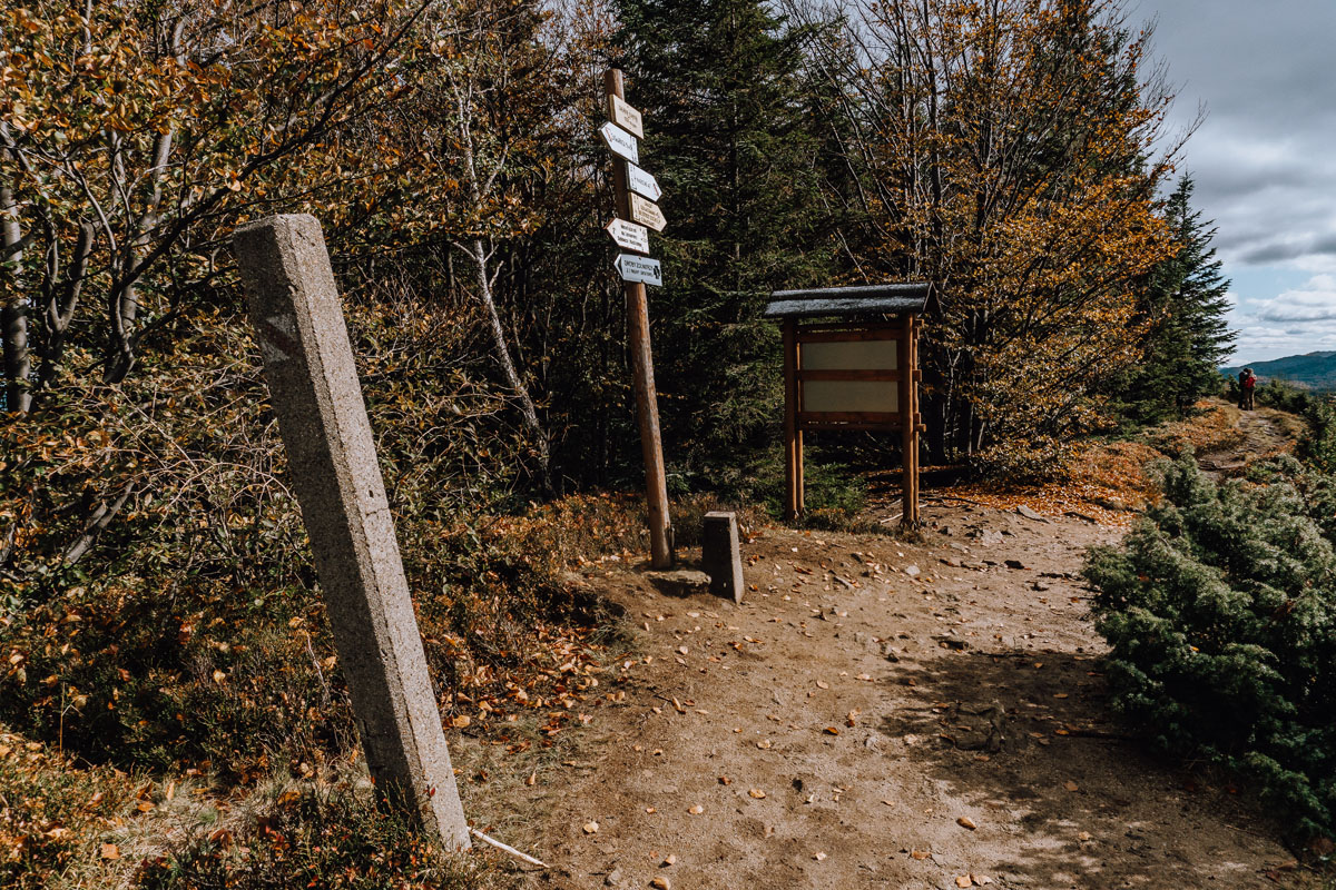 najkrótszy szlak na szczyt