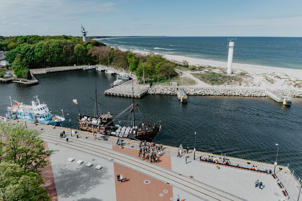 Port Kołobrzeg