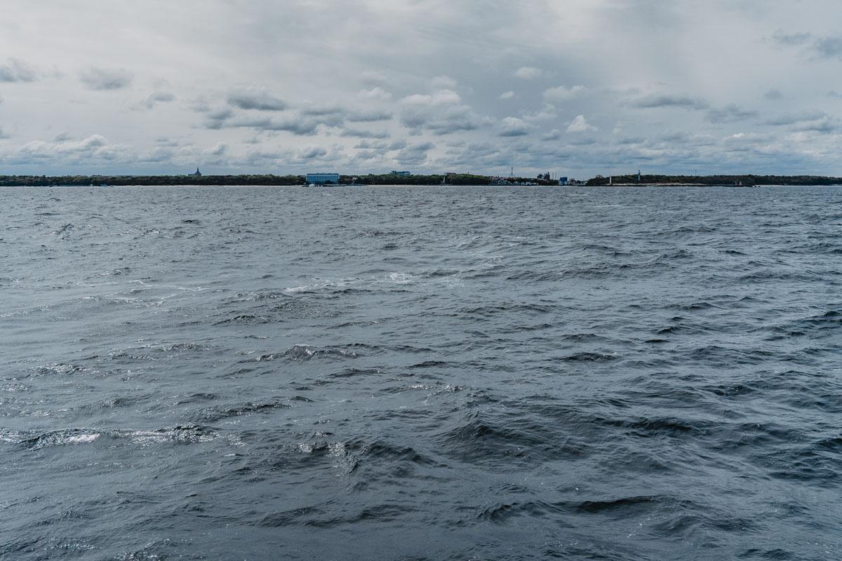 Wypłynięcie w morze Kołobrzeg
