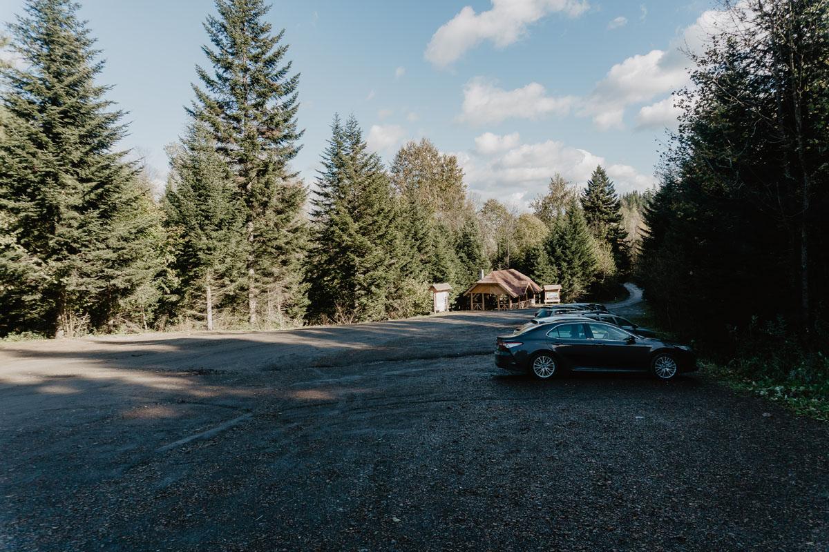 Parking w Bukowcu