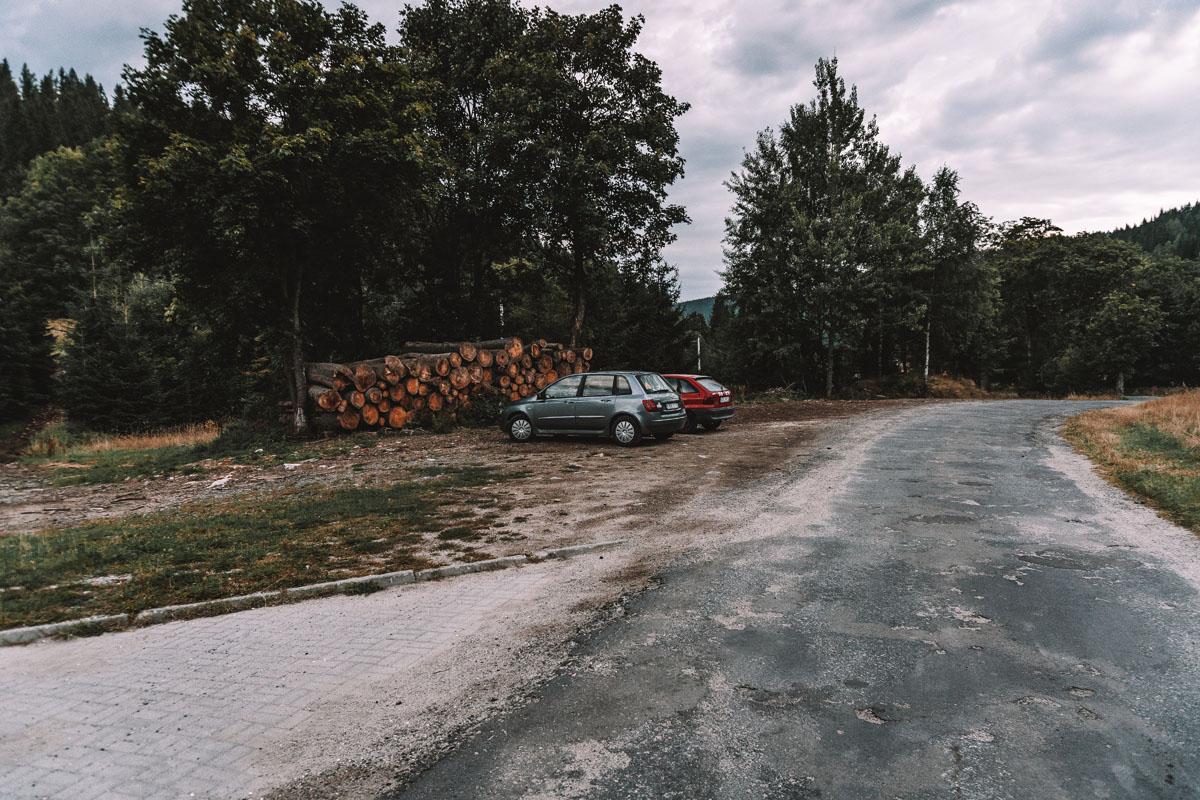 Parking Bielice
