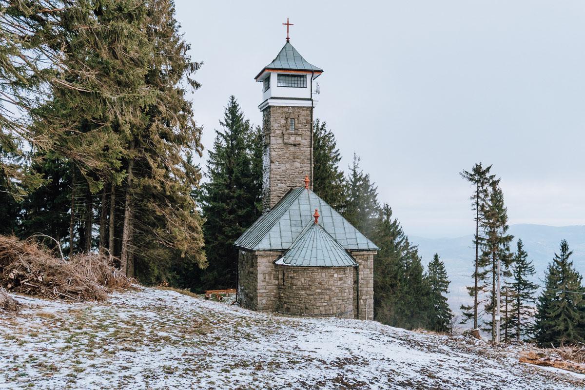 Kaplica Świętej Anny na Kozubová