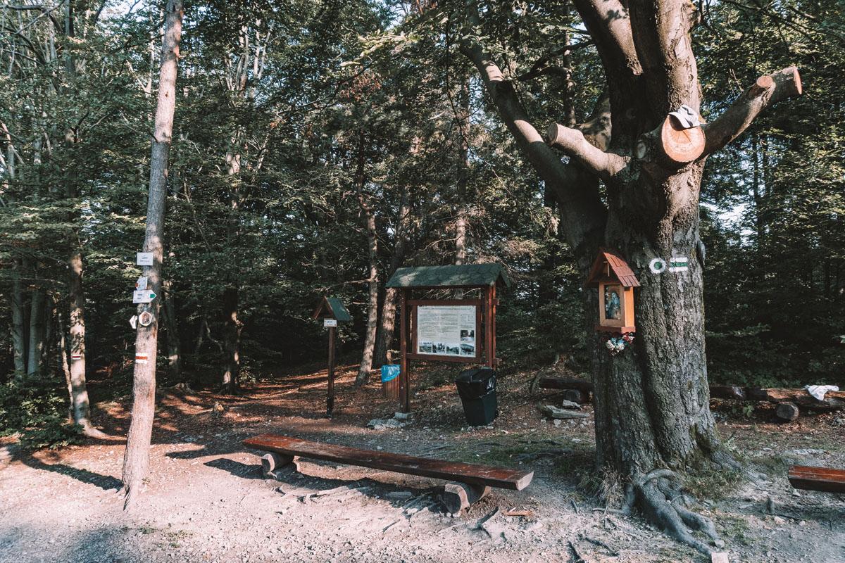 Lubomir - Beskid Wyspowy