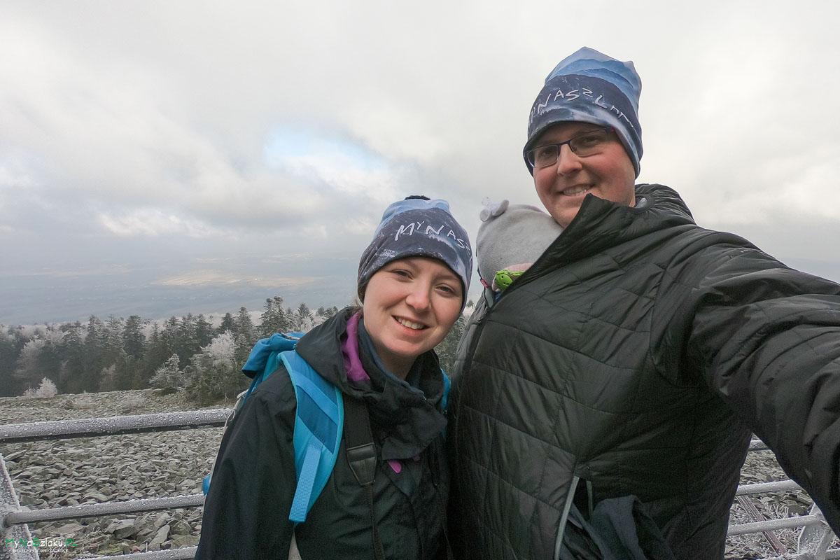 Łysa Góra zimą