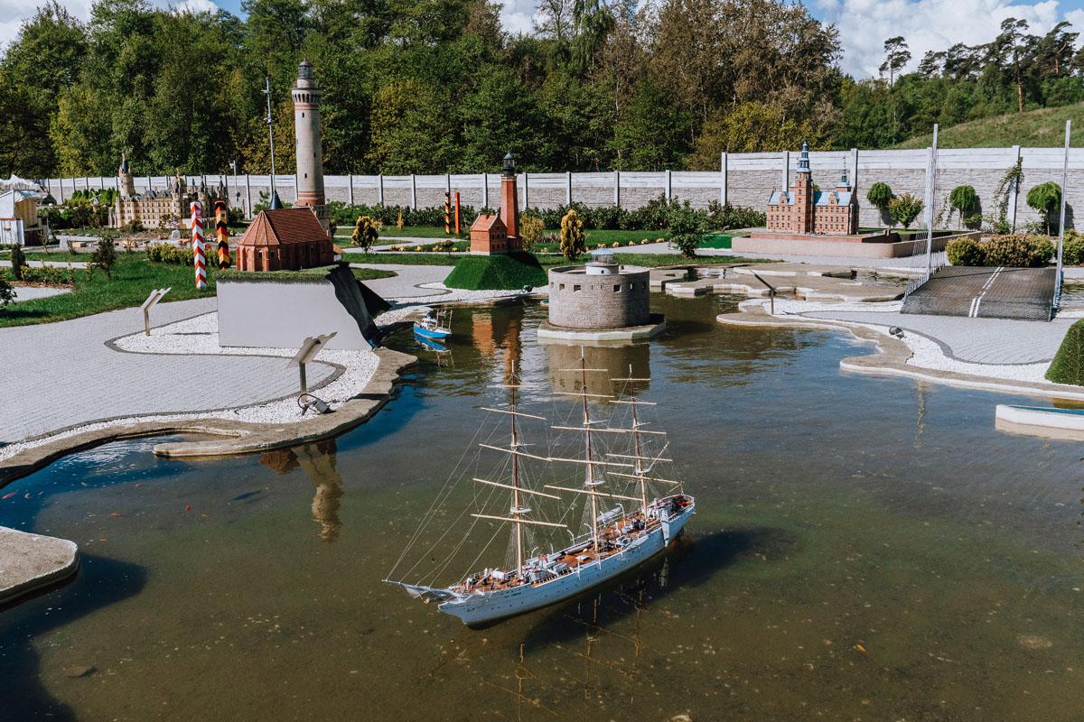 Bałtycki Park Miniatur Międzyzdroje