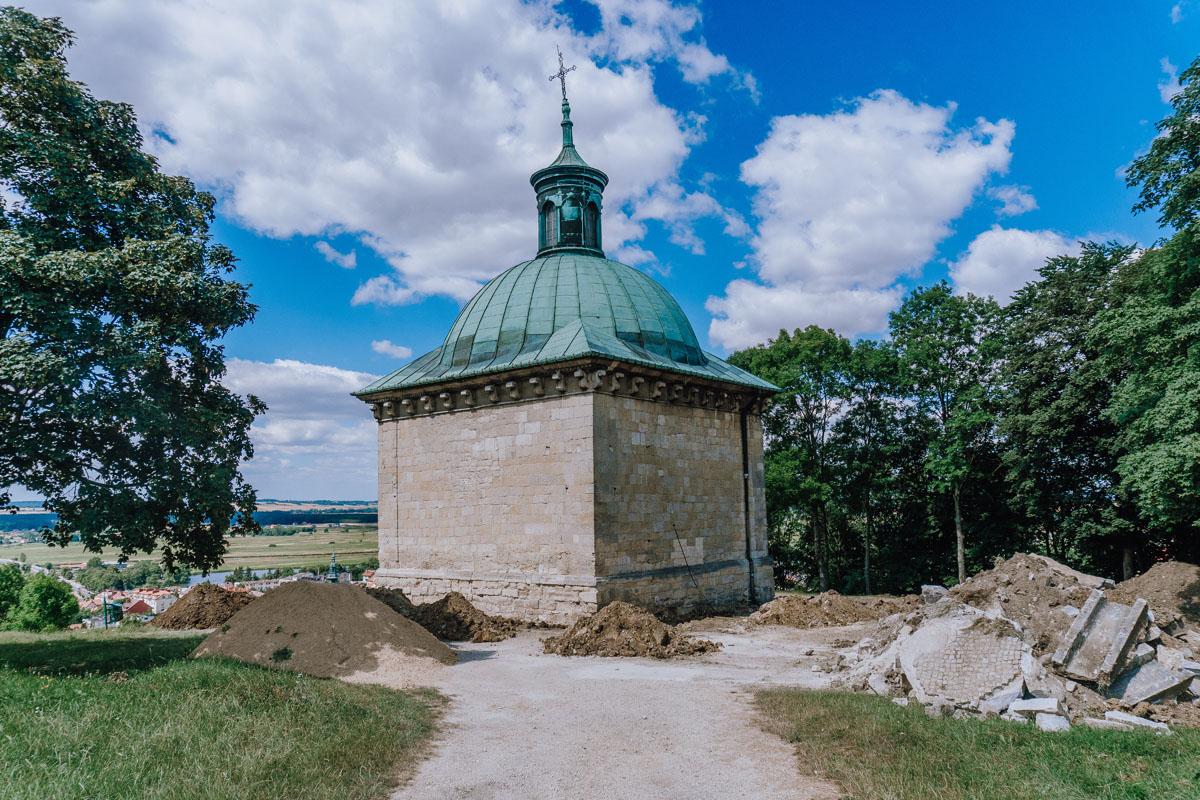 Góra świętej Anny w Pińczowie