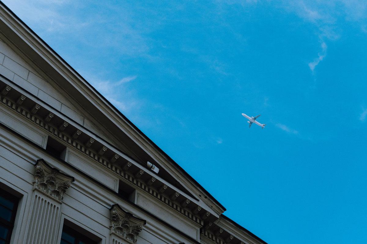 Samoloty nad Poznaniem
