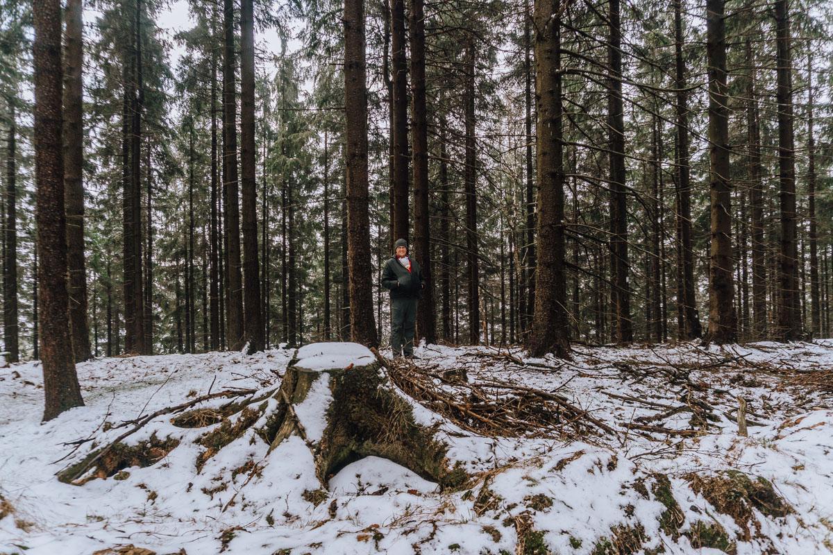 Róg w Górach Stołowych. Szczyt do Diademu Polskich Gór
