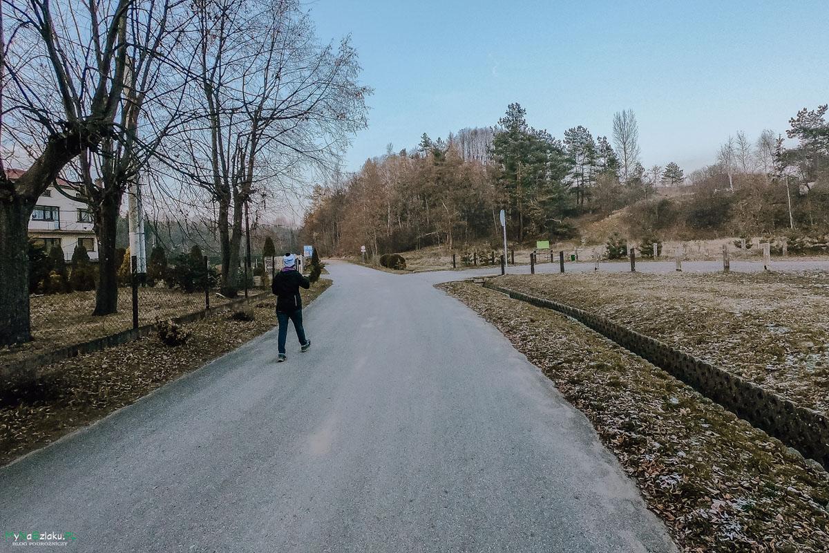 Suchy Połeć w Podzamczu, Jura Krakowsko-Częstochowska