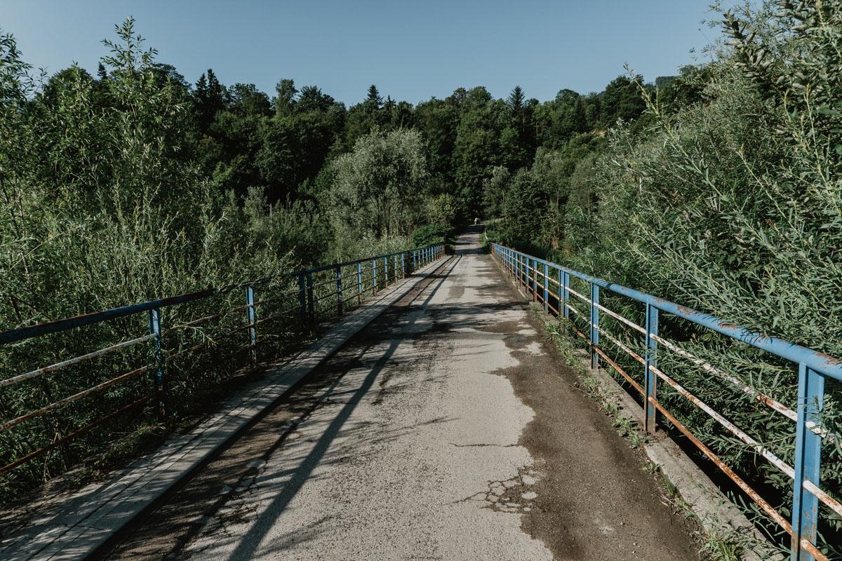 Szlak na Szczebel