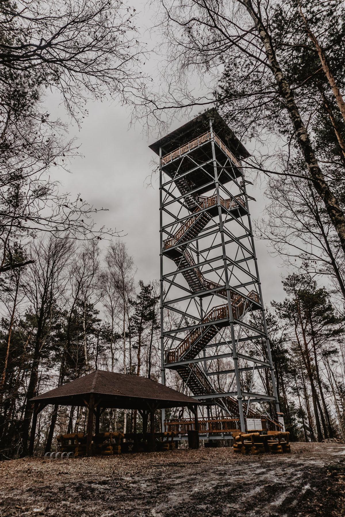 Szpilówka Pogórze Wiśnickie Blog podróżniczy My na