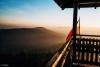 Szpilówka - wieża widokowa w Iwkowej, Pogórze Wiśnickie