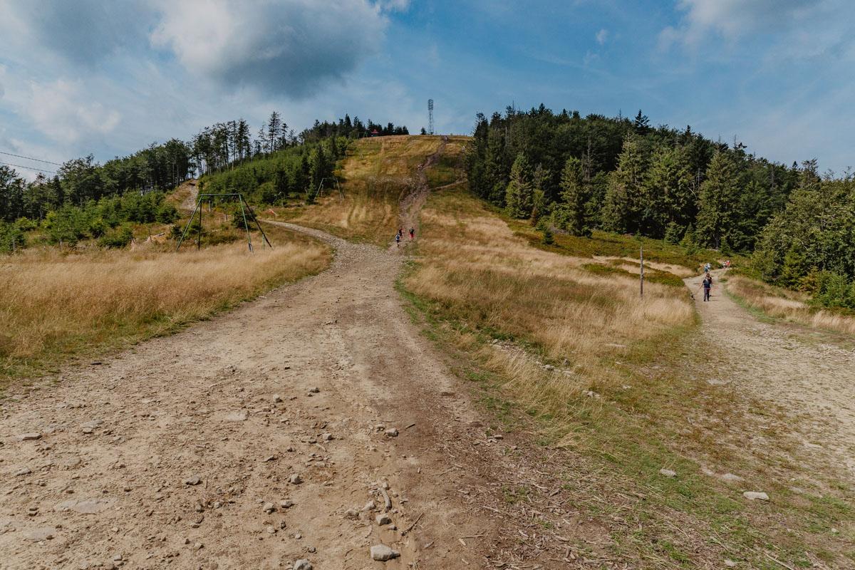 Przełęcz pod Klimczokiem
