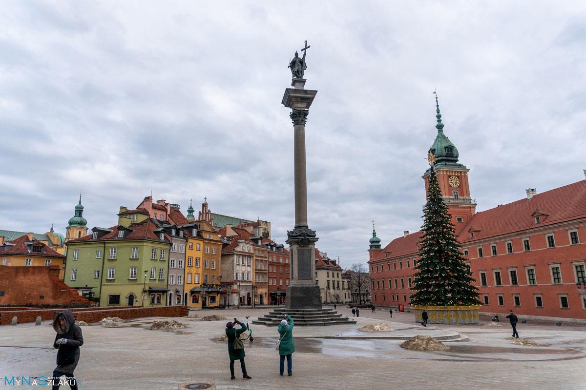 Co zwiedzić w Warszawie?
