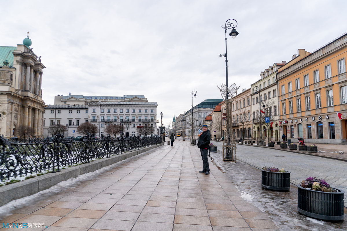 Weekend w Warszawie w Śródmieściu