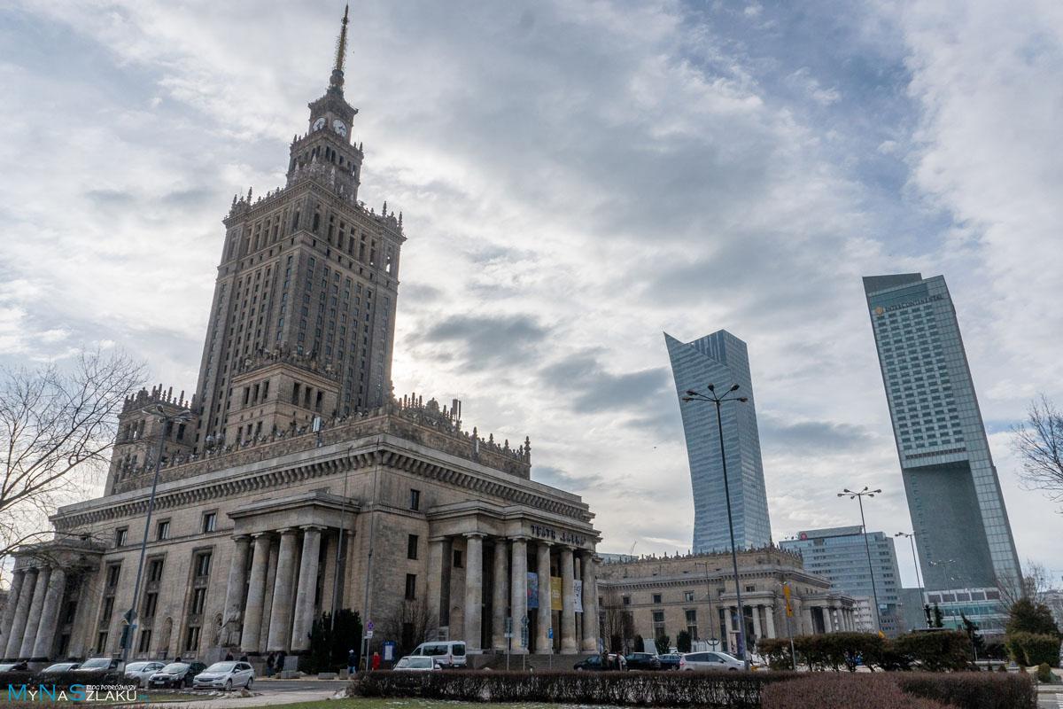 Warte odwiedzenia miejsca w Warszawie