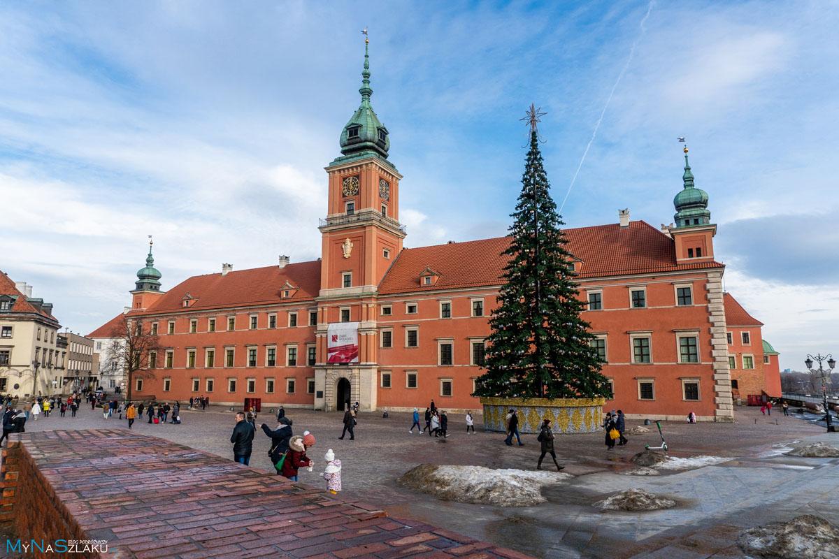 Weekend w Warszawie na rynku