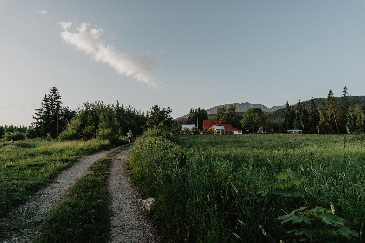 Szlak na Wielki Kopieniec
