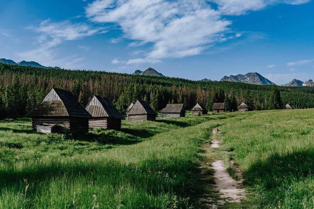 Tatry na wakacje