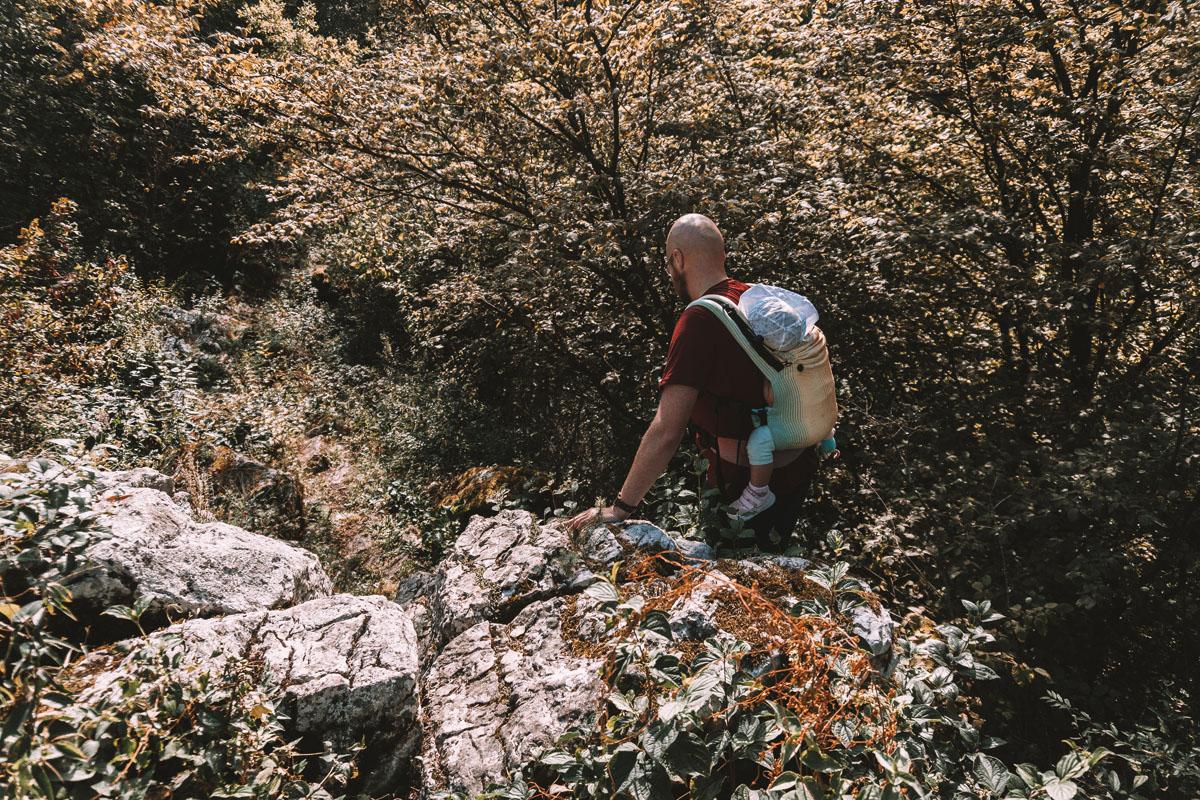Zelejowa - Góry Świętokrzyskie