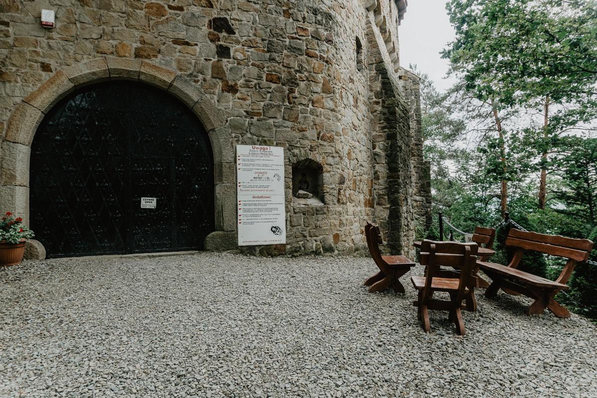 Zamek Tropsztyn - ceny i zwiedzanie