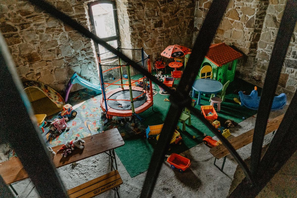 Zamek Tropsztyn informacje