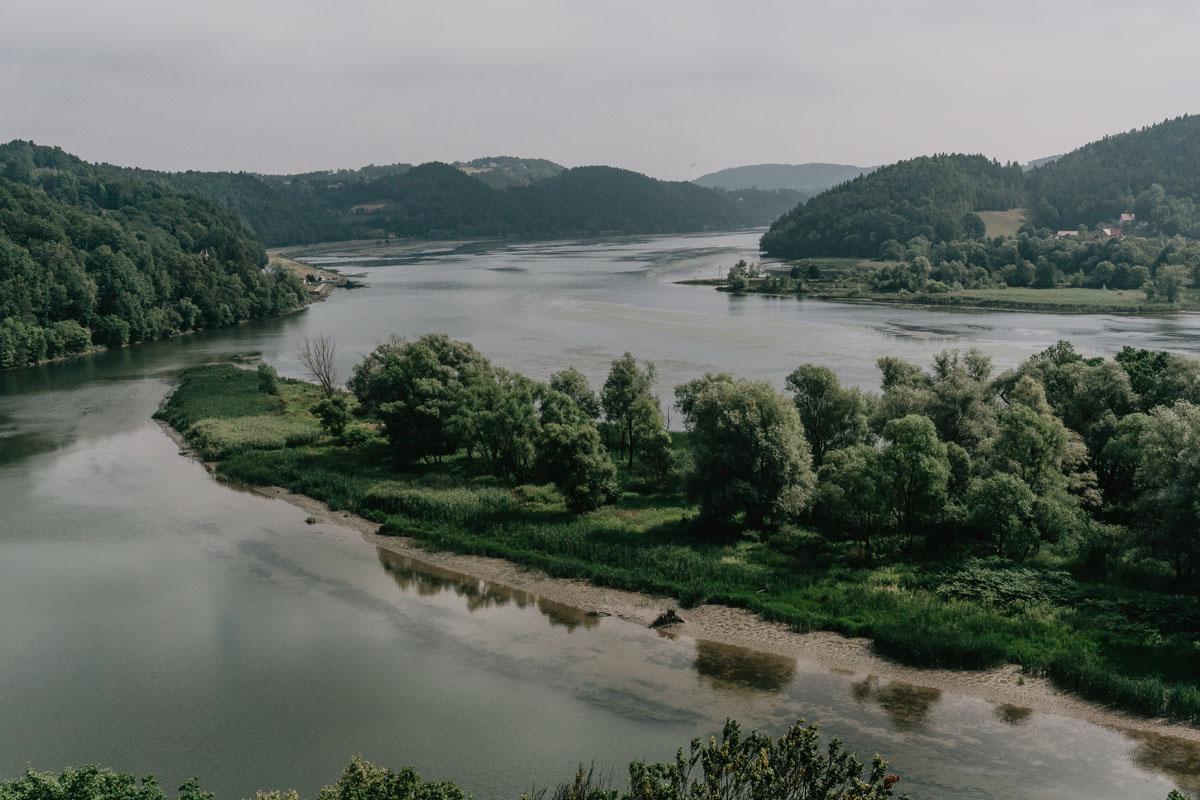 Zwiedzanie - zamek Tropsztyn