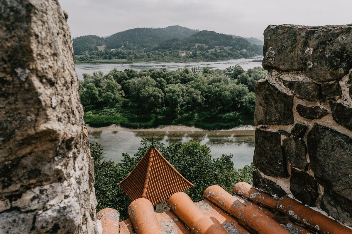 Zamek Tropsztyn zwiedzanie