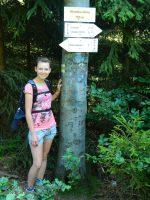 Najłatwiejszy szlak na Kłodzką Górę w Górach Bardzkich