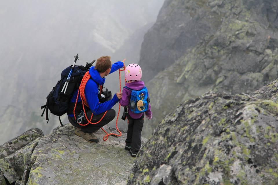 Podaruj dziecku wspaniałe dzieciństwo - zabierz je w góry i pokaż to co w życiu jest najpiękniejsze