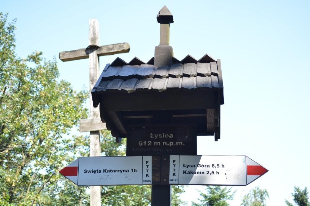 Główny Szlak Świętokrzyski – nowa odznaka i zachęta do kilkudniowej wędrówki