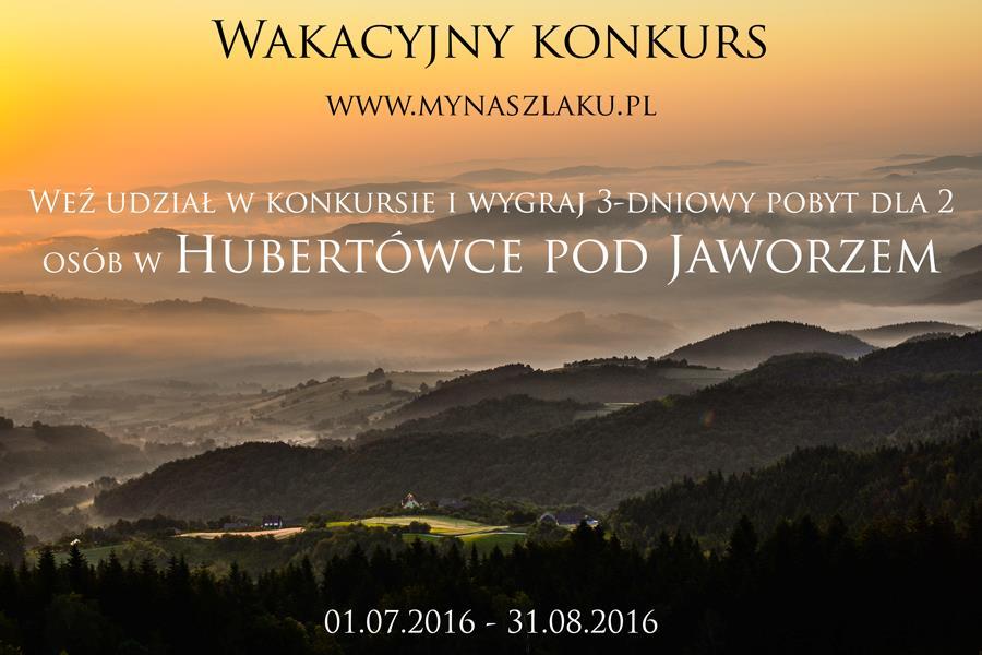 Wakacyjny konkurs z mynaszlaku.pl - wyniki