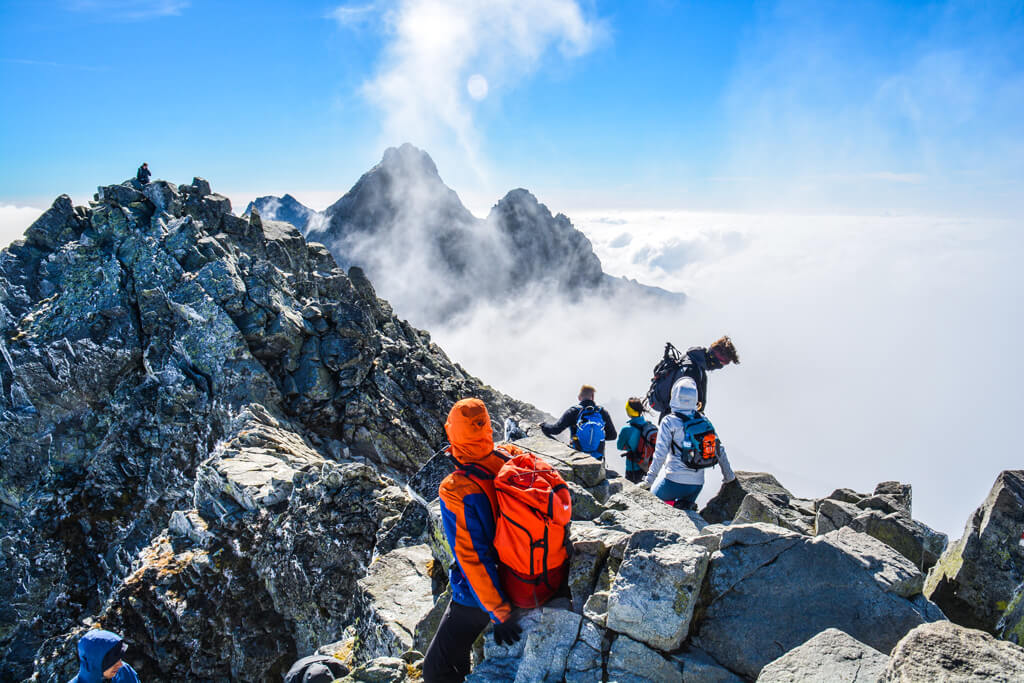 Rysy - atrakcje w Tatrach Wysokich