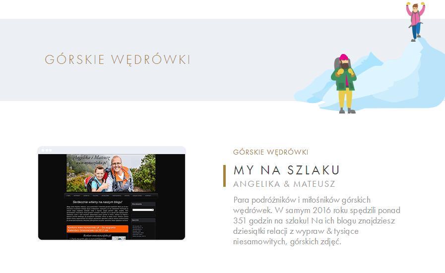 MyNaSzlaku.pl w TOP 50 najbardziej wpływowych blogerów i vlogerów podróżniczych 2016 roku